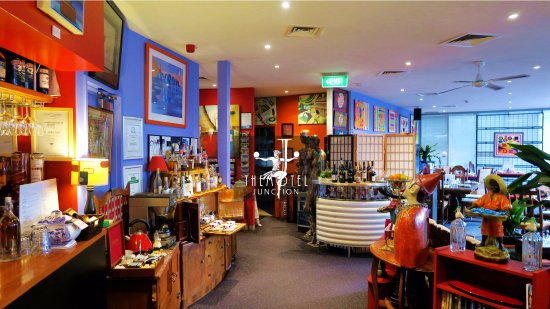 Junction Motel and Function Room - tourismnoosa.com