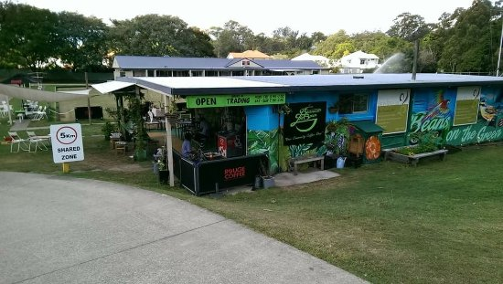 Beans on the Green - tourismnoosa.com