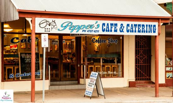 Peppers Cafe  Catering - tourismnoosa.com