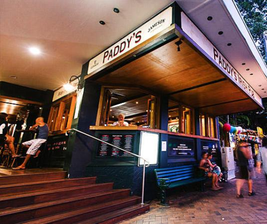Paddy's Irish Pub - tourismnoosa.com