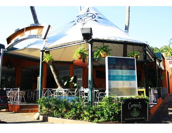 Port Douglas Surf Club Bar  Bistro - tourismnoosa.com