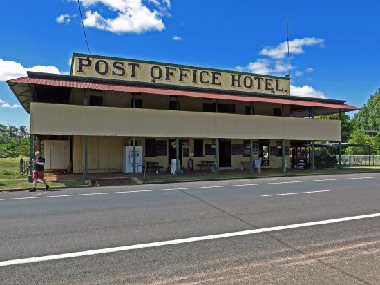 Post Office Hotel - tourismnoosa.com