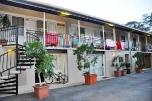 Sundial Holiday Units - tourismnoosa.com
